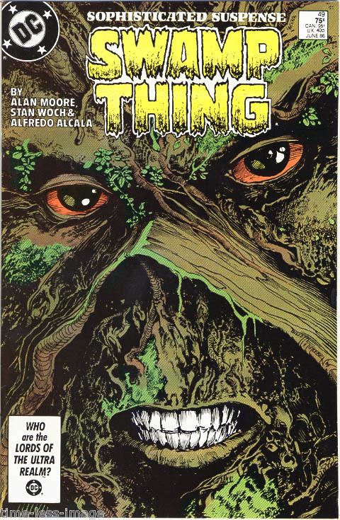"Download the ""Swamp Thing"" Episode."
