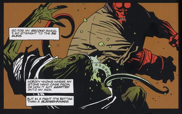 "Download the ""Hellboy"" Episode"