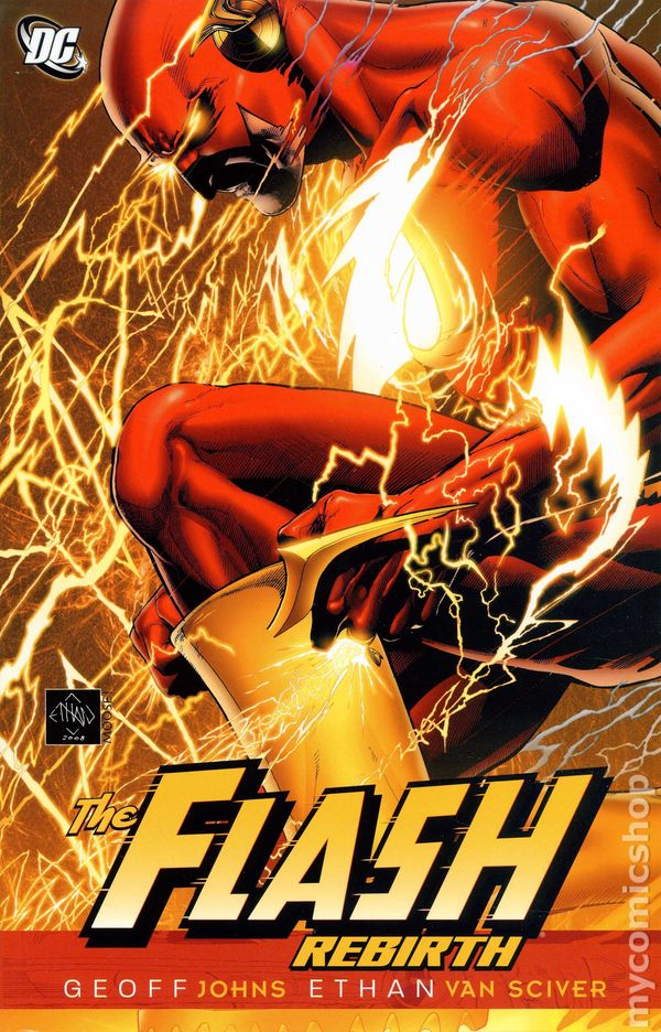 "Download the ""Flash: Rebirth"" episode!"