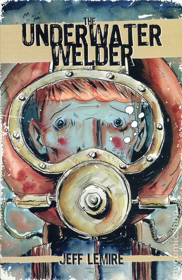 """Download the """"Underwater Welder"""" episode."""