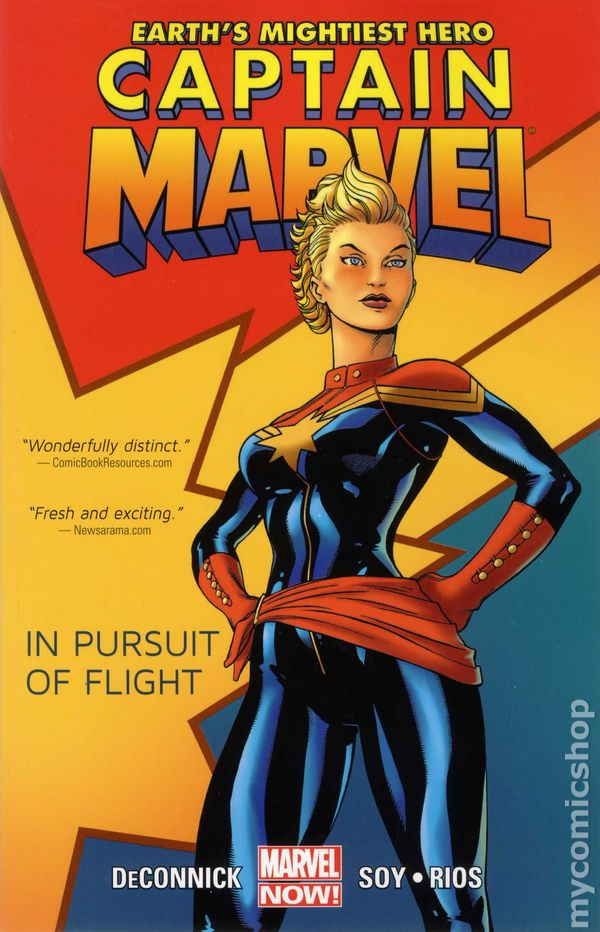 "Download the ""Captain Marvel: In Pursuit of Flight"" episode."