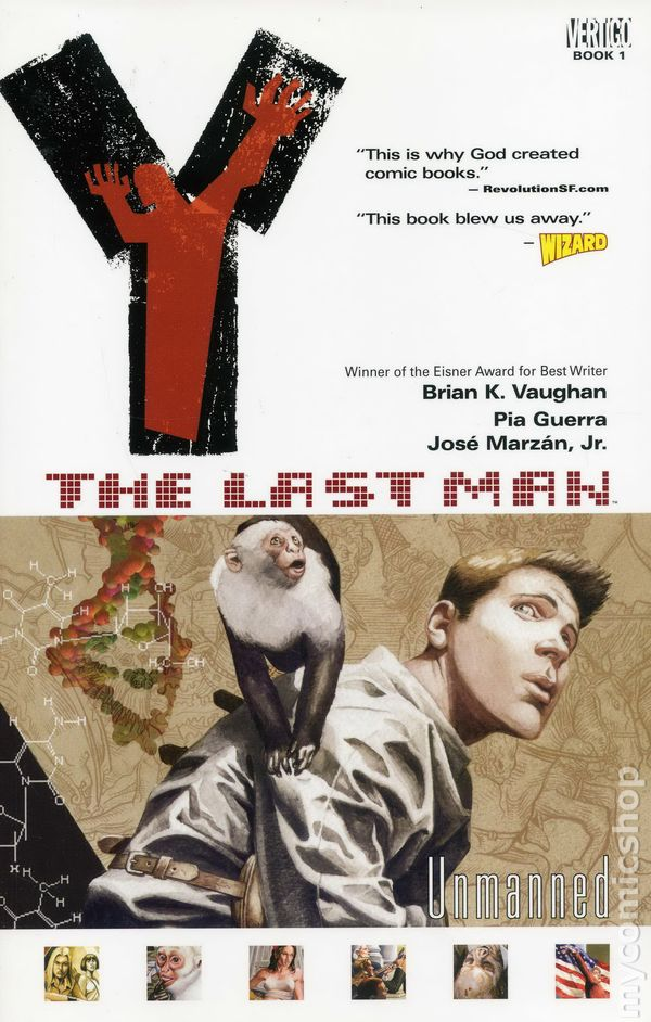 "Download the ""Y: The Last Man: Unmanned"" episode."