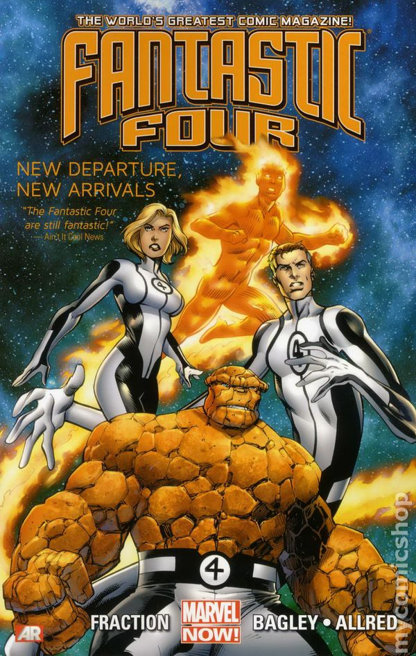 "Download the ""Fantastic Four: New Departures, New Arrivals"" episode."