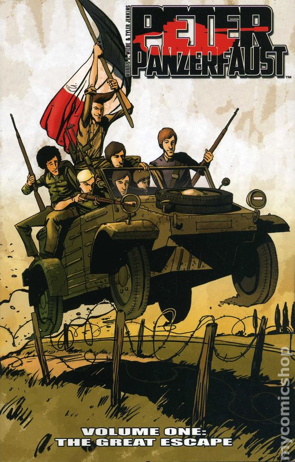 "Download the ""Peter Panzerfaust: The Great Escape"" episode."