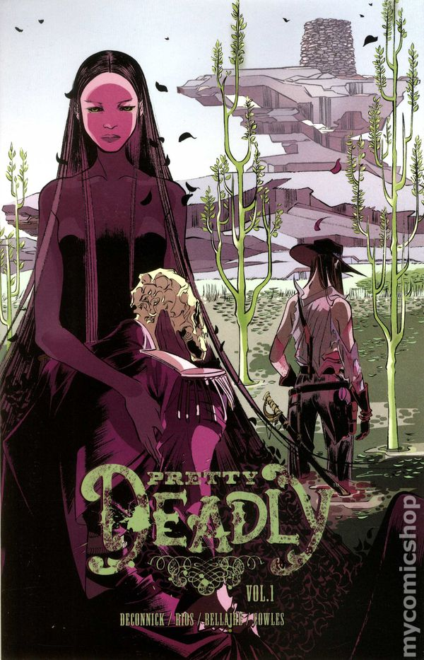 "Download the ""Pretty Deadly"" episode!"