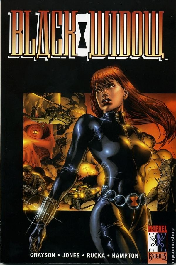 "Download the ""Marvel Knights: Black Widow"" episode."