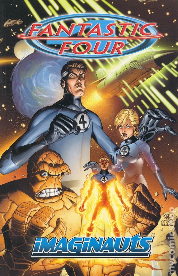 "Download the ""Fantastic Four: Imaginauts"" episode."