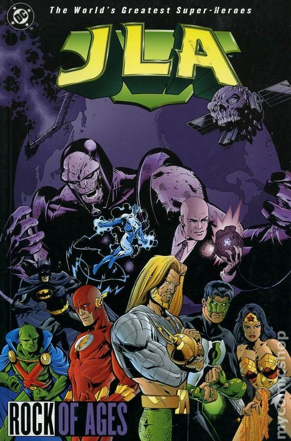 "Download the ""JLA: Rock of Ages"" episode."
