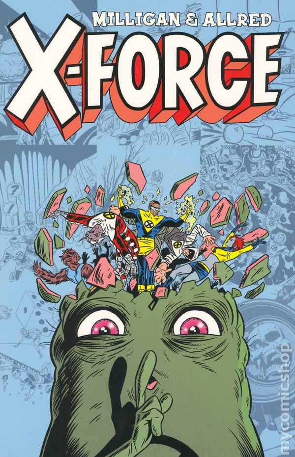 """Download the """"X-Force: Final Chapter!"""" episode."""