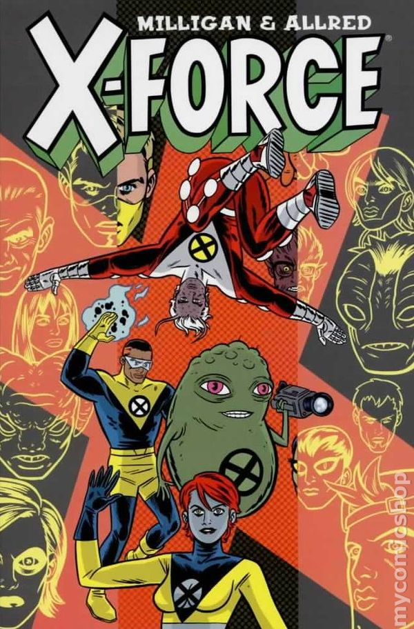 """Download the """"X-Force: New Beginnings"""" episode."""