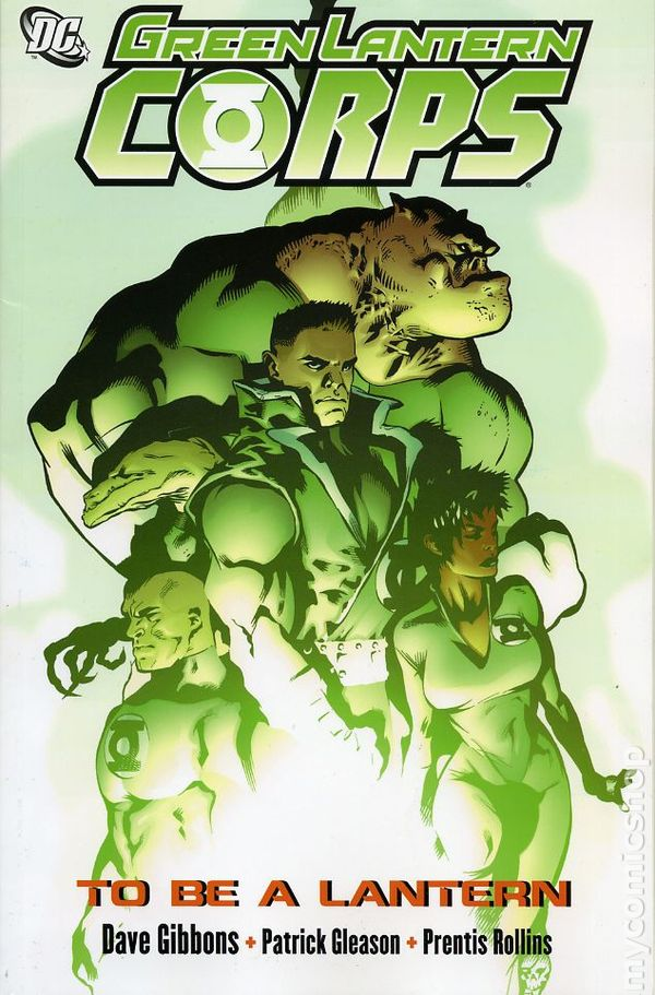 "Download the ""GL Corps: To Be a Lantern"" episode."
