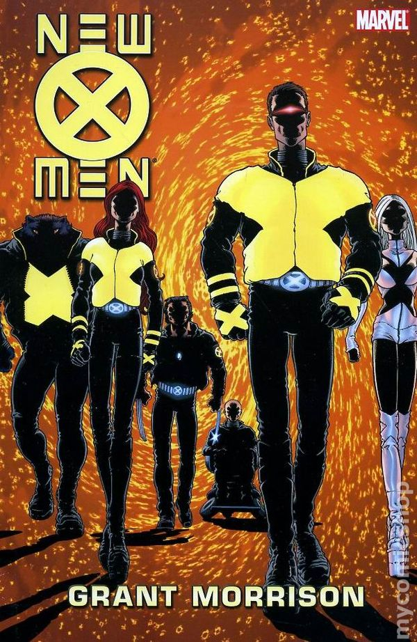 "Download the ""New X-Men"" episode."