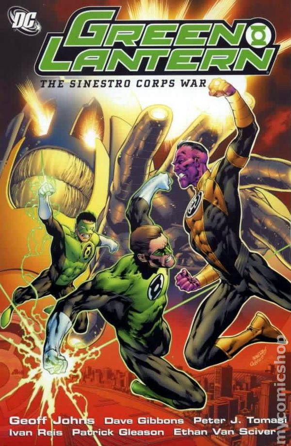 "Download the ""Sinestro Corps War, Part 2"" episode."
