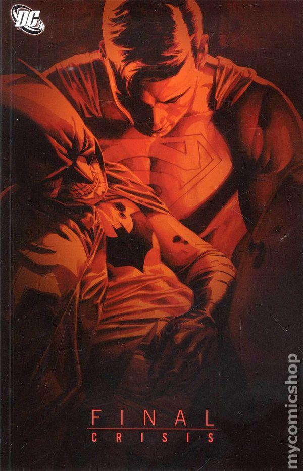 "Download the ""Final Crisis"" episode."