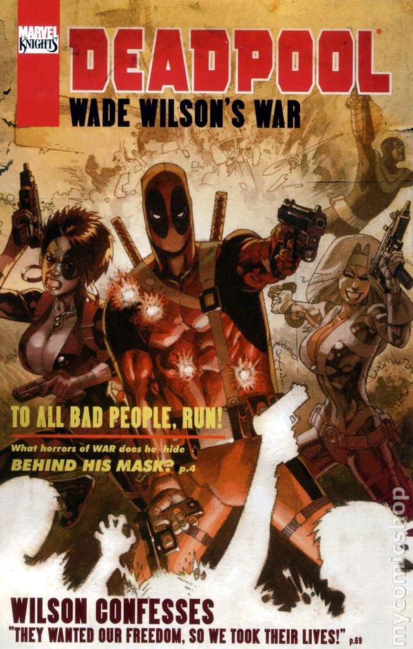 "Download the ""Wade Wilson's War"" episode."