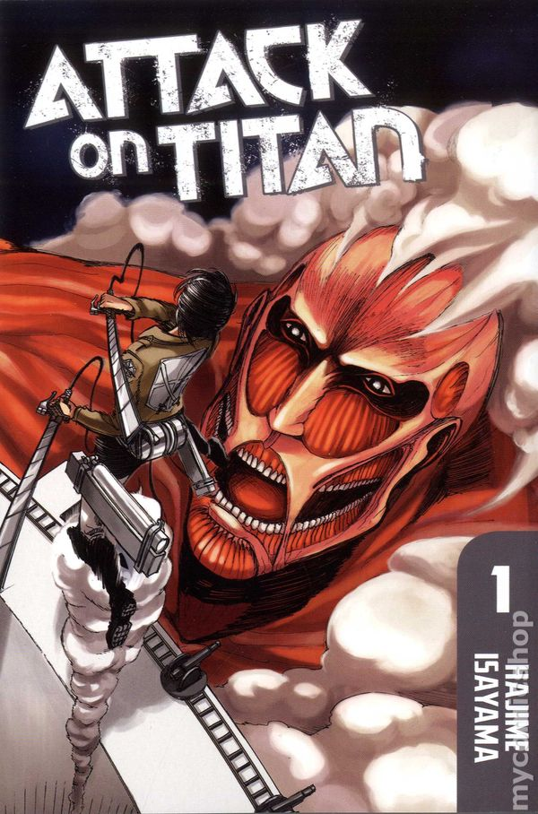 "Download the ""Attack on Titan, Manga"" episode."