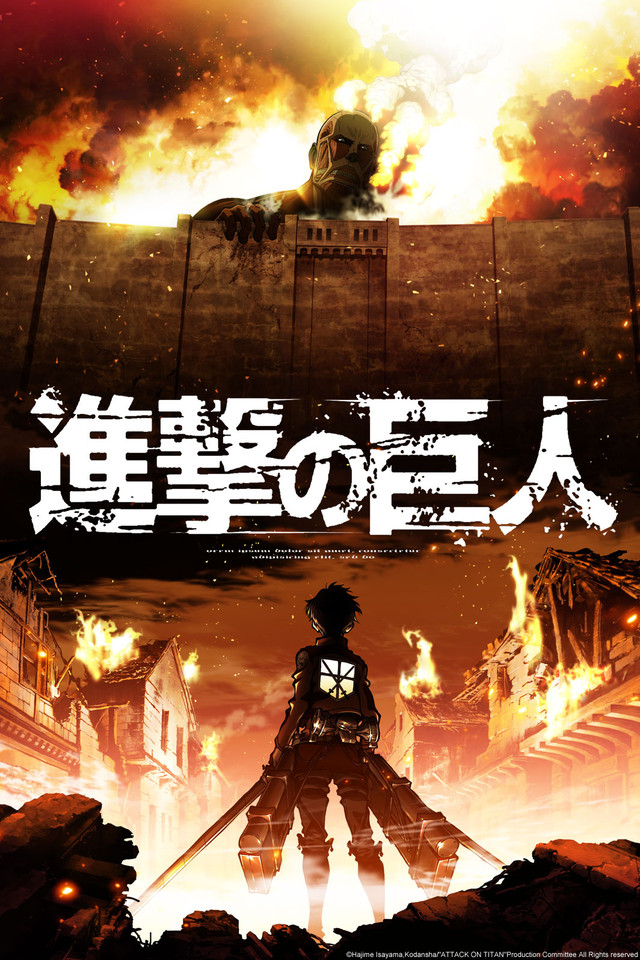 "Download the ""Attack on Titan, Anime"" episode."