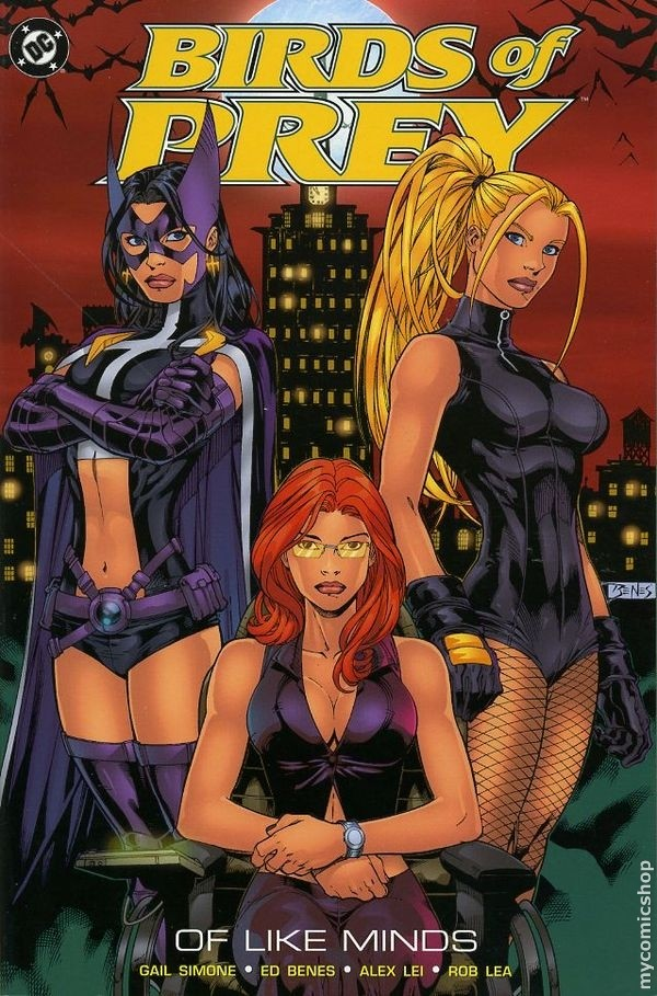 Download the Birds of Prey: Of Like Minds episode.