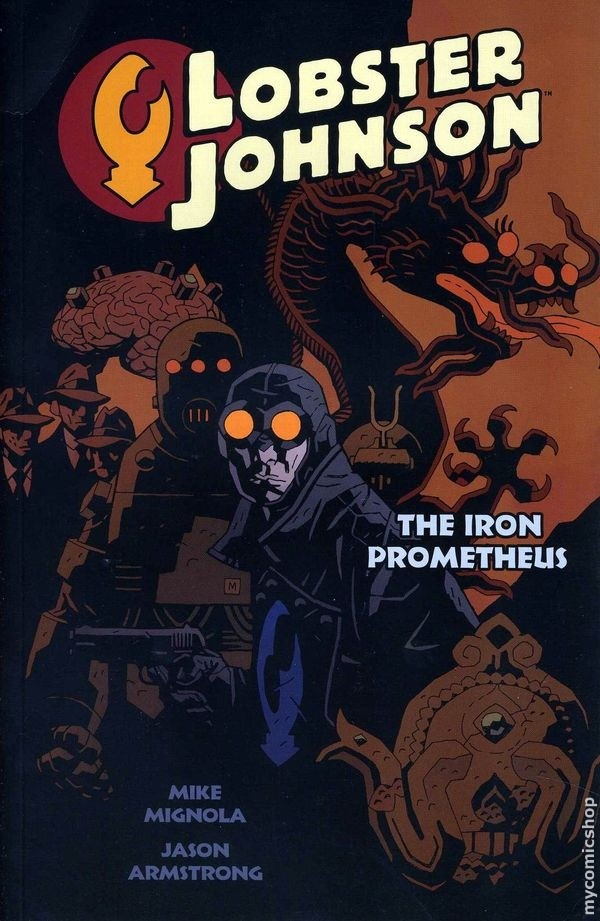 "Download the ""Lobster Johnson: Iron Prometheus"" episode."