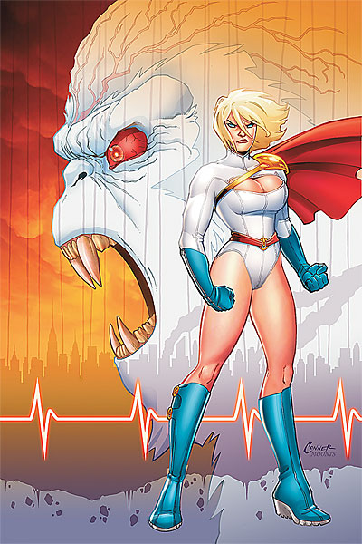 "Download the ""Powergirl"" episode."