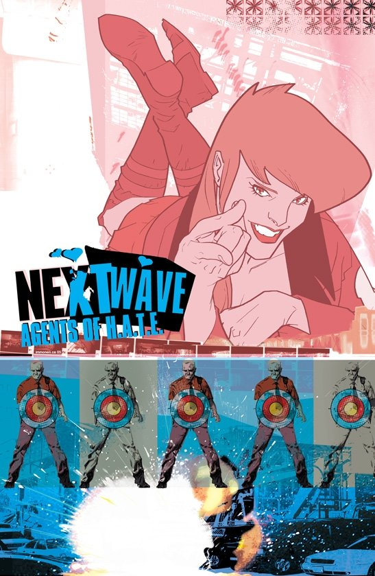 "Download the ""Nextwave"" episode."