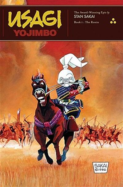 "Download the ""Usagi Yojimbo"" episode."