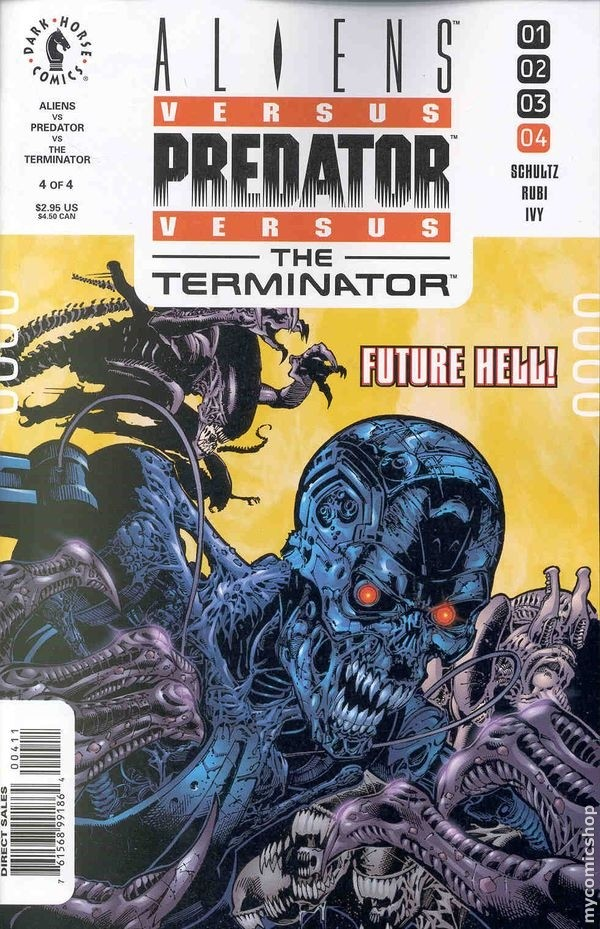 "Download the ""Aliens vs. Predator vs. Terminator"" episode."