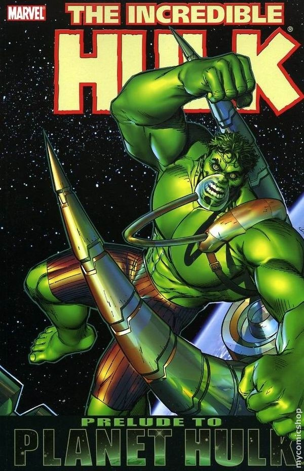 "Download the ""Prelude to Planet Hulk"" episode!"