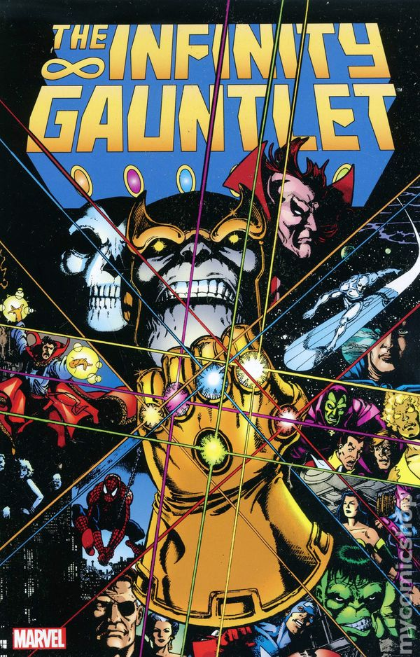 "Download the ""Infinity Gauntlet"" episode."