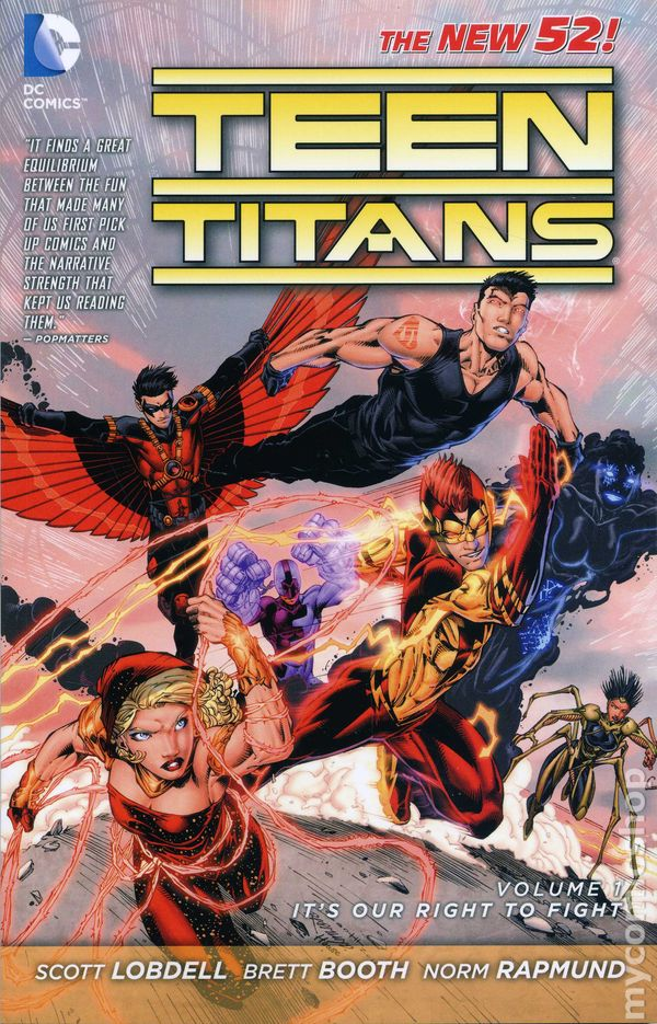 """Download the """"Teen Titans: It's Our Right to Fight"""" episode."""