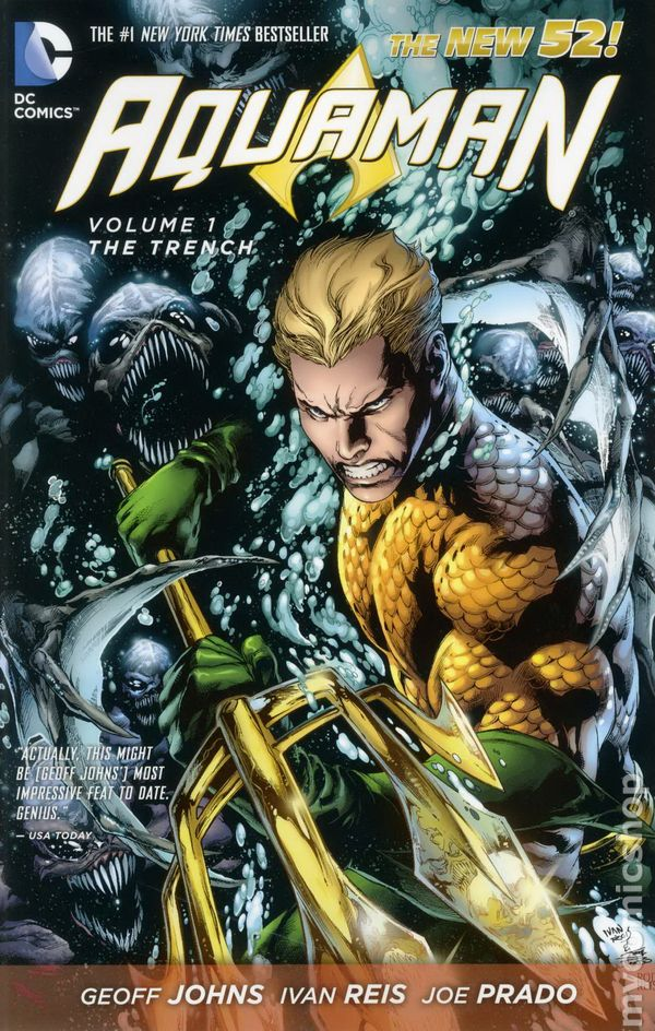 "Download the ""Aquaman: The Trench"" episode."