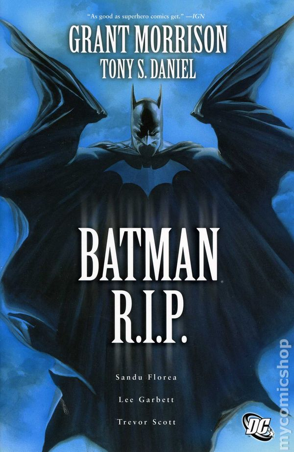 "Download the ""Batman R.I.P."" episode."