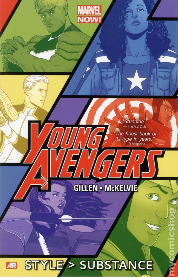 "Download the ""Young Avengers (2012)"" episode."