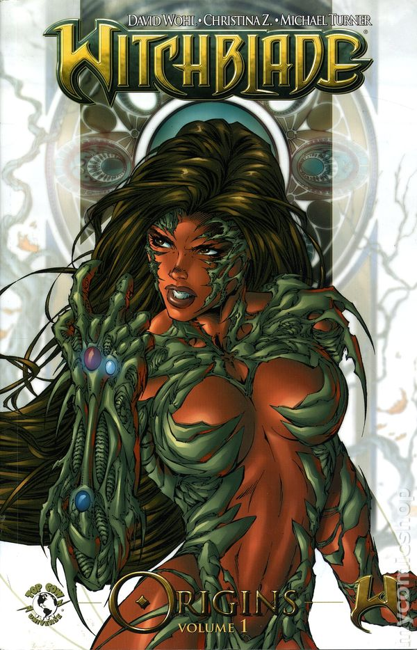 "Download the ""Witchblade"" episode."