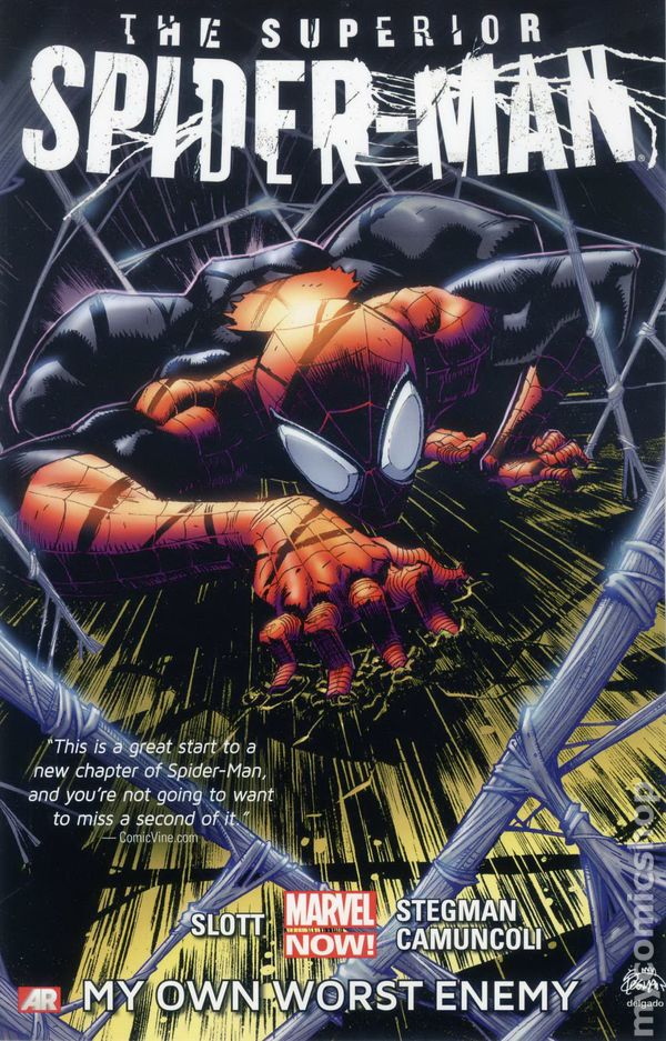 "Download the ""Superior Spider-Man"" episode."