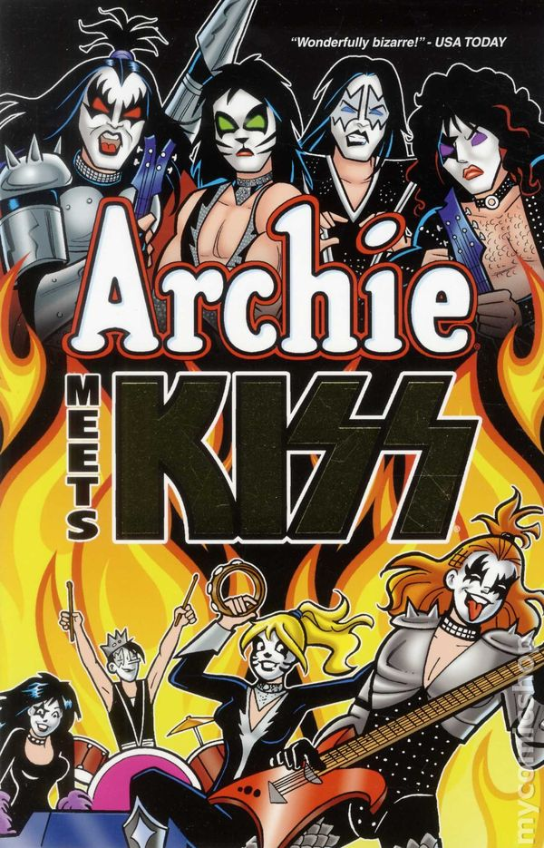"Download the ""Archie Meets KISS"" episode."