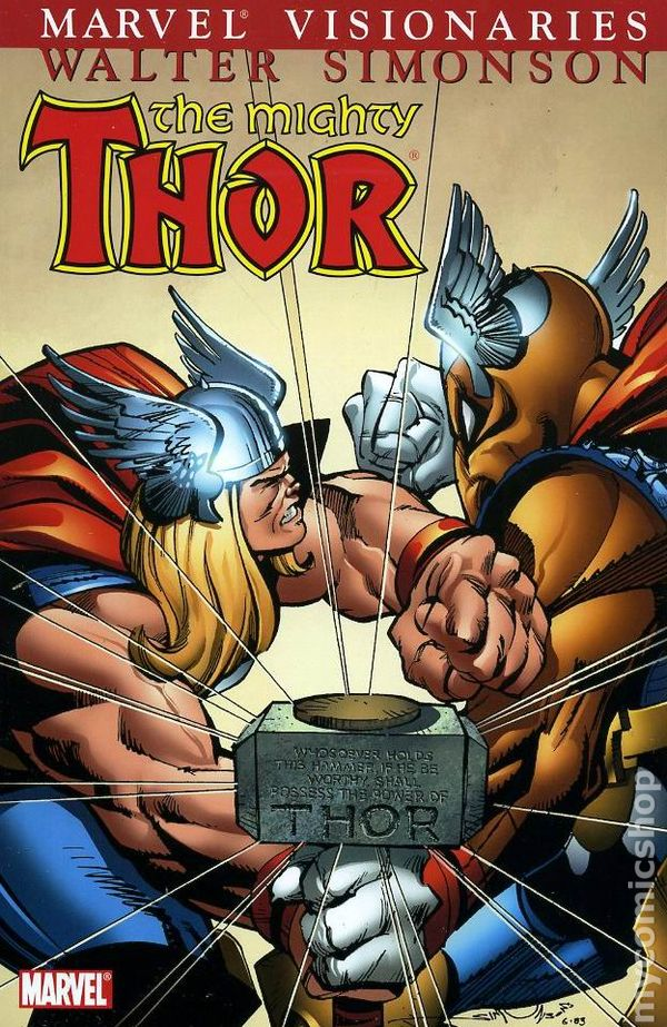 "Download the ""Thor Visionaries, Vol. 1"" episode."