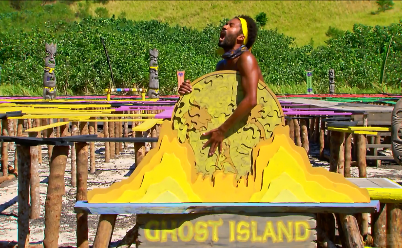S36E14 Ghost Island Ghost Bet
